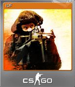 CSGO IDF Small F