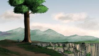 Terraria, living wood