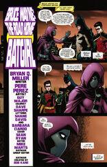 Bruce Wayne The Road Home Batgirl (01)