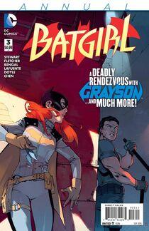 BATGIRL ANNUAL 3 cover-0