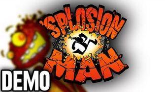 'Splosion Man - Demo Fridays