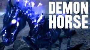 The Demon Horse