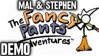 The Fancy Pants Adventures - Demo Fridays