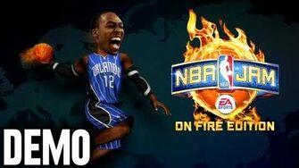 NBA Jam On Fire Edition - Demo Fridays