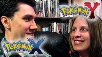 First Thoughts on Pokémon X & Y (Day 1552 - 2 23 14)