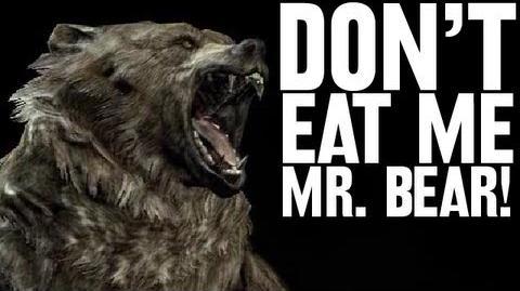 Don't Eat Me Mr