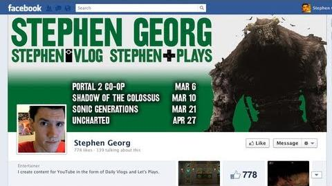 New Facebook Pages (Day 827 - 2 29 12)