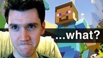Live Action Minecraft Movie (Day 1556 - 2 27 14)
