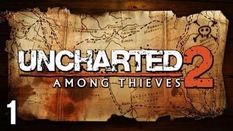 Stephen Plays Uncharted 2 1