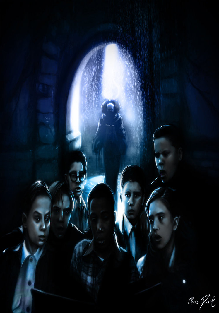 it creature stephen king wiki fandom powered by wikia stephen king s it pennywise the clown by darrilasylum d5rs66p