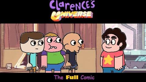 Video Clarence S Universe The Comic Steven Universe