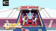 Future Boy Zoltron Steven Universe Cartoon Network