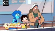 Alone At Sea Steven Universe Cartoon Network