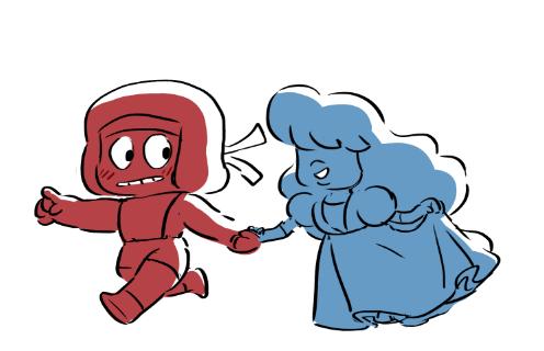 ruby sapphire su
