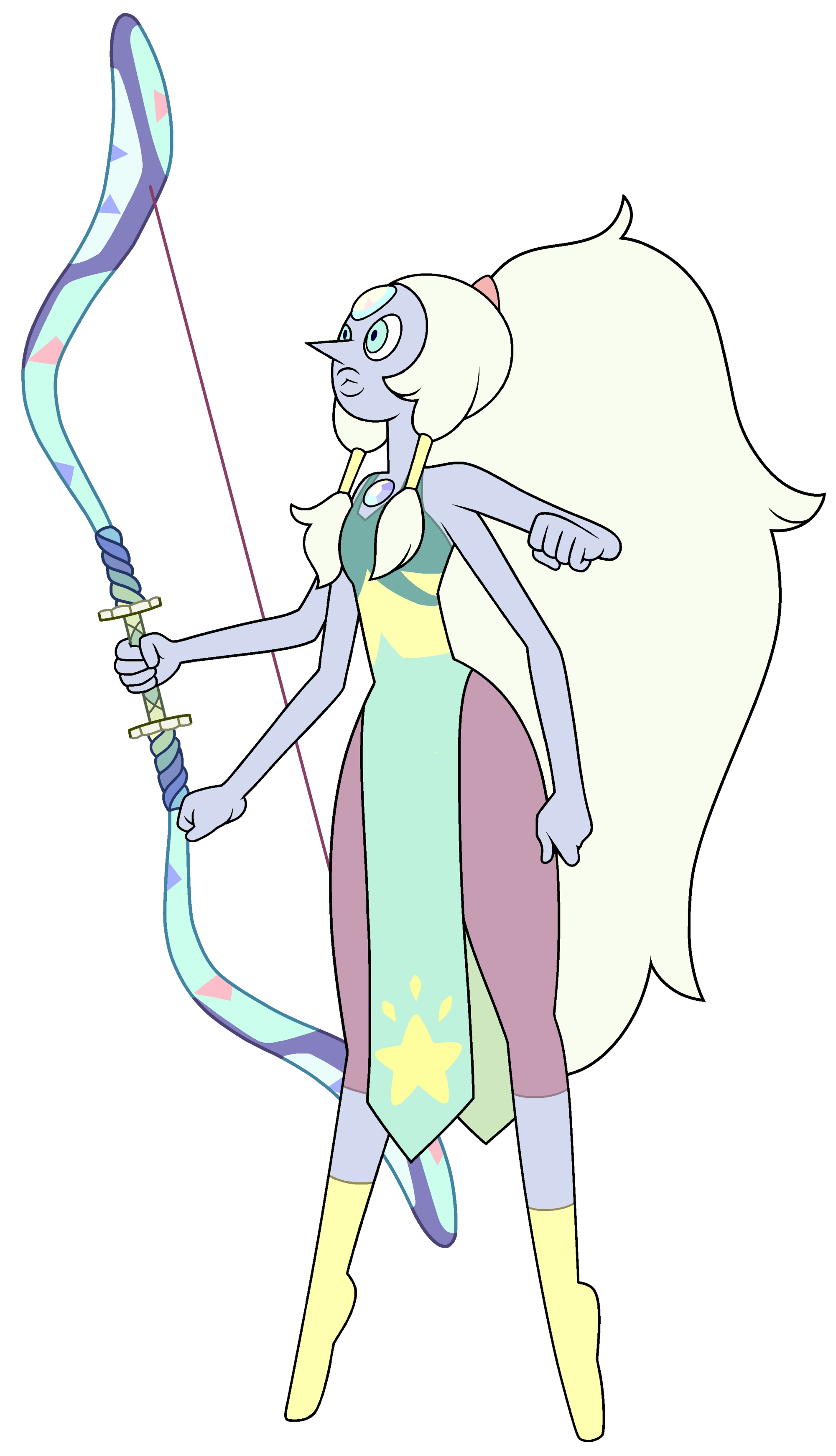 Opal | Steven Universe Wiki | FANDOM powered by Wikia