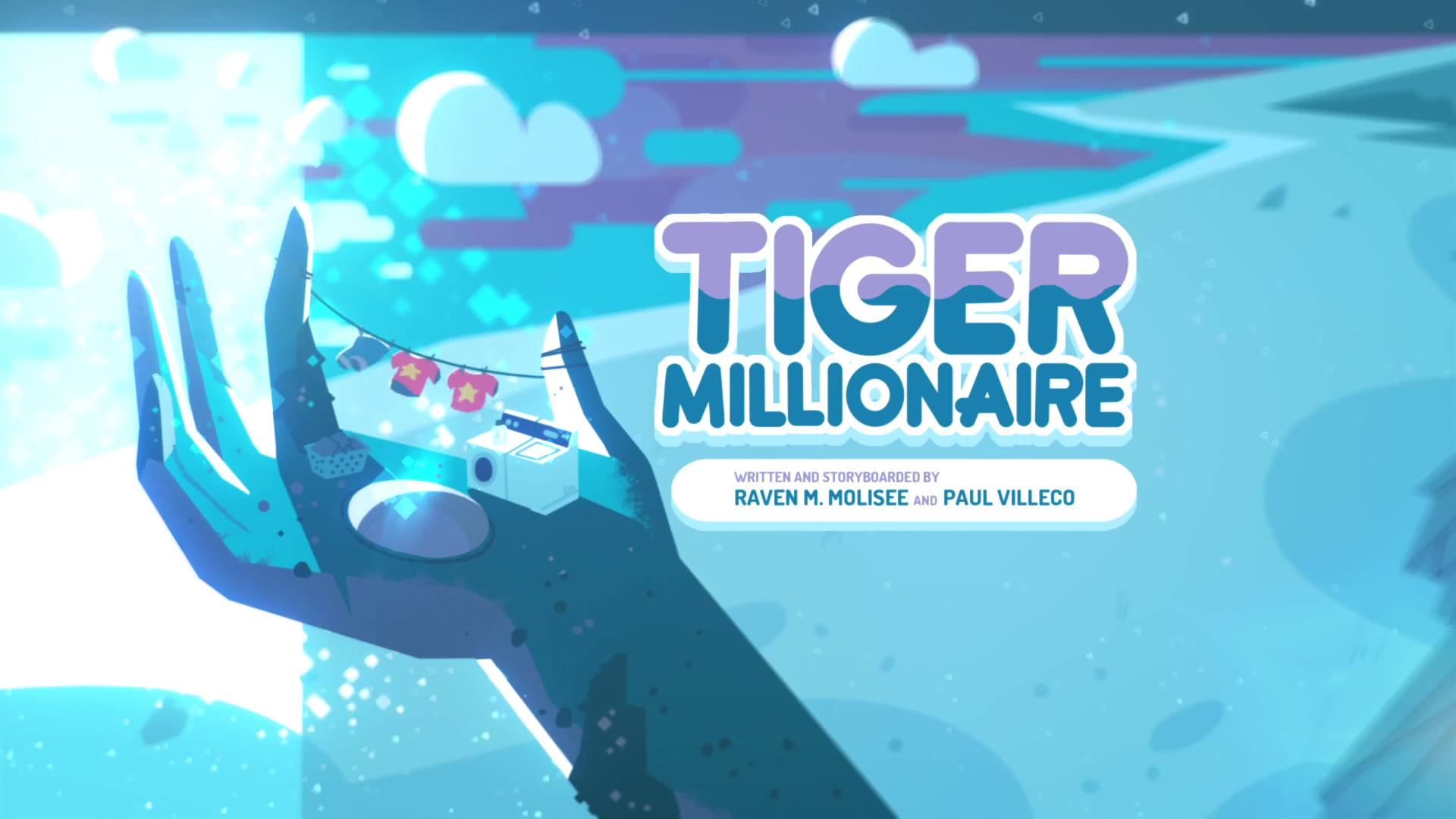 Tiger Millionaire