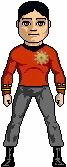 Lt. Cmdr. D. Turner - Starbase 134