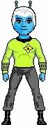 Captain Shenar - USS Star League