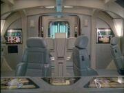 Danube class cockpit