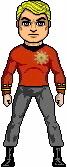 Lt. Cmdr. M. Waterhouse - Starbase 134
