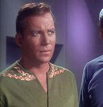 Kirk's collar rank braid
