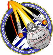 Starfleet museum logo