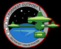 Forrest Outpost patch