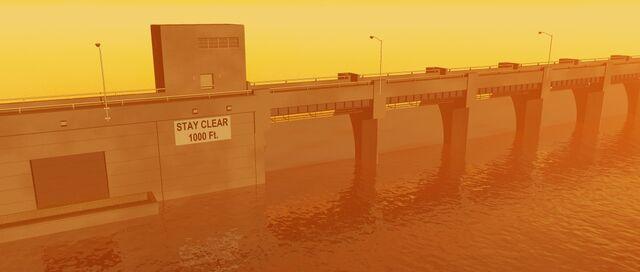 File:John H Kerr Dam (Sunset).jpg
