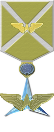 Starfighter Corps Cross Medal