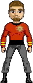 Commander L. O'Shea - Starbase 134