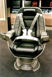 Mark 7 command chair