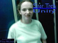 Commander Tina Nuttol