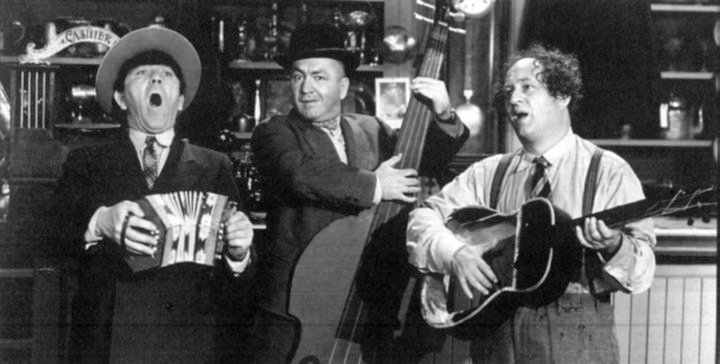 Image result for learning three stooges