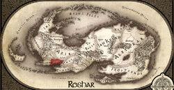 Roshar-Tashikk
