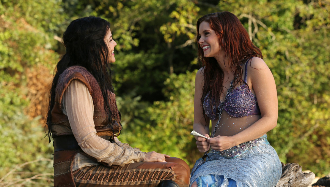 Ariel (episode) | Once Upon a Time Wiki | FANDOM powered ...