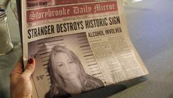Storybrooke Daily Mirror