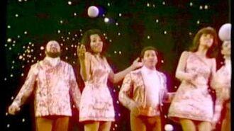 The Fifth Dimension - Aquarius - Let The Sunshine In - Bubblerock Promo
