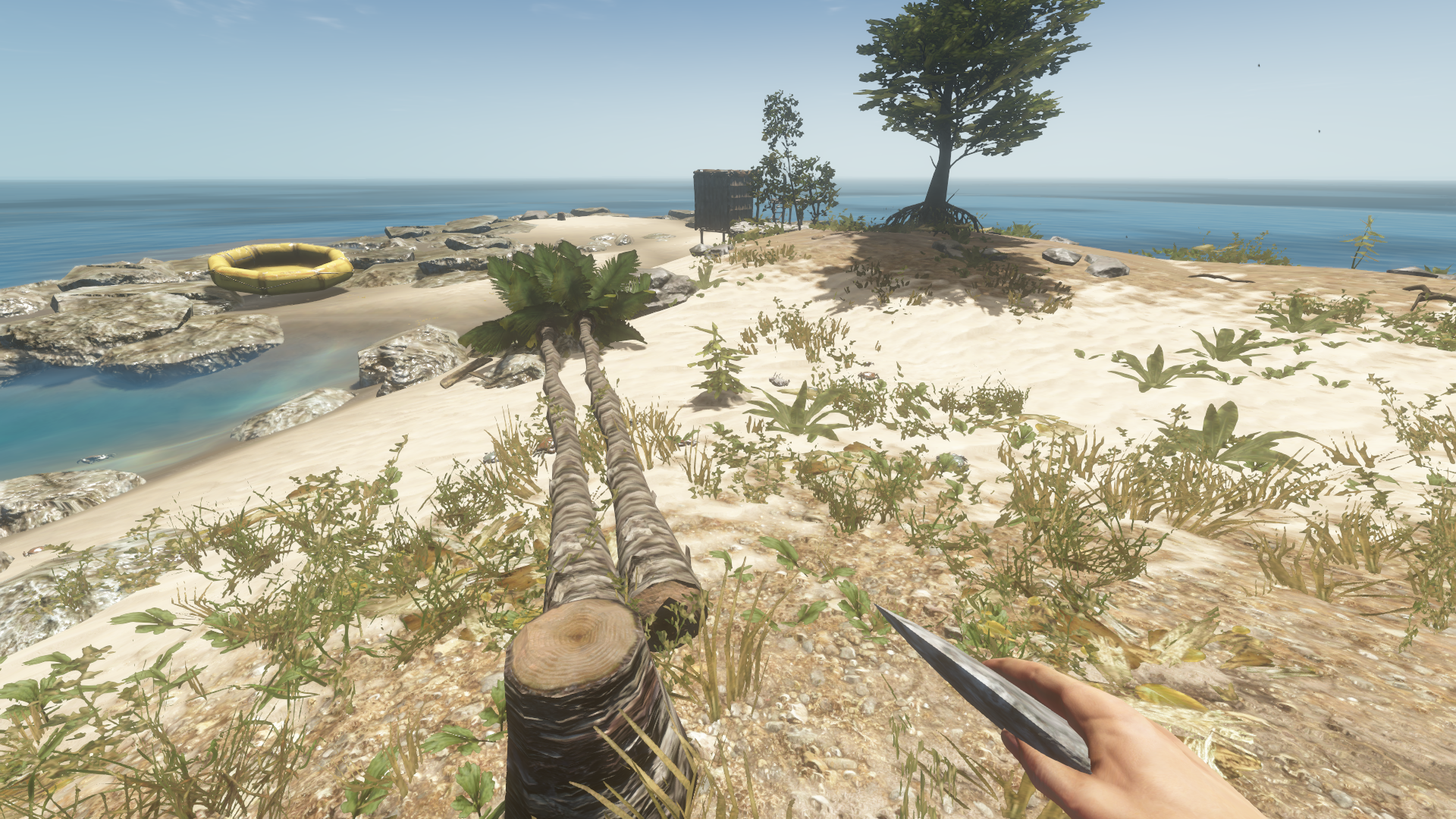 Stranded Deep impressions is this island survival any
