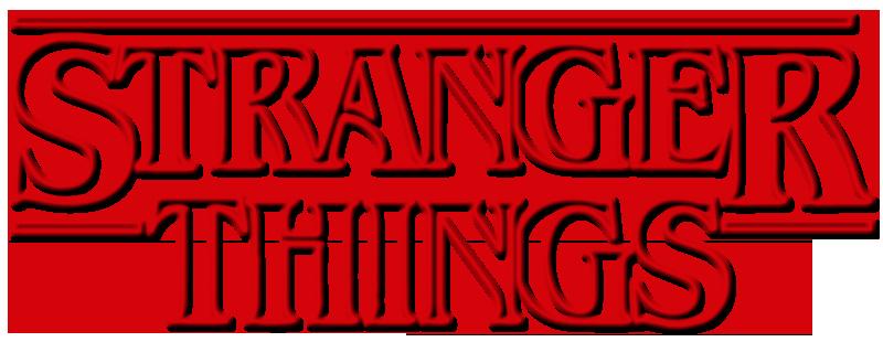 Image result for stranger things png logo