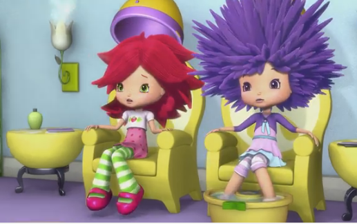 ... images and information: Strawberry Shortcake Berry Bitty Adventures