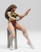 SFV Chun-Li Premium Battle Costume