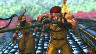 Street Fighter X Tekken - Mishima Estate Theme (Round 1)