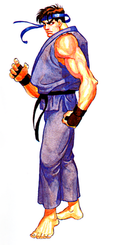 File:Ryu (SF2CE).png
