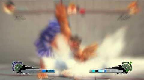 Super Street Fighter 4 - E