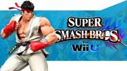 Ryu Stage - Super Smash Bros