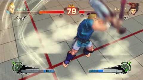 Super Street Fighter 4 - Abel Ultra 1 Soulless