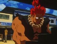 Akuma street fighter II V (5)