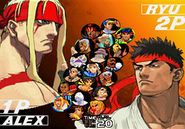 3RD Character Select 2P
