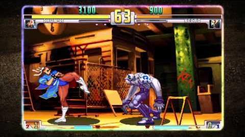E3 Street Fighter III Third Strike Online Edition Trailer