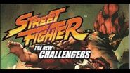 STREET FIGHTER THE NEW CHALLENGERS Trailer